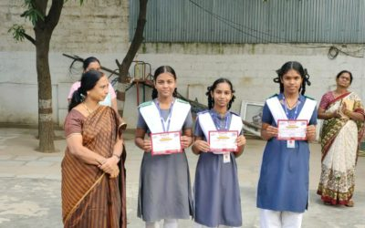 STUDENTS EXCELLED IN CHEKUMUKI TALENT TEST 2019 – MANDAL LEVEL