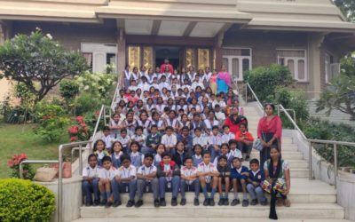 School Trip to Birla Planetarium and IMAX